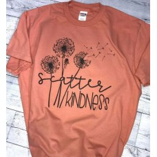 Scatter Kindness t-shirt