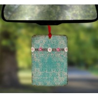 Air Freshener Hanging Tag